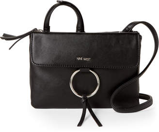 Nine West Black Beyza Crossbody