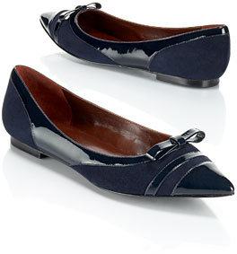 Marc by Marc Jacobs Pointed Toe Flat