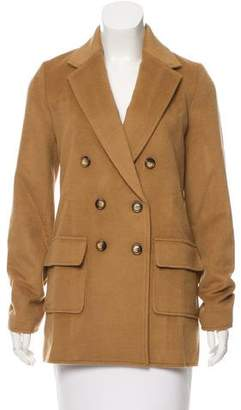 Kule Wool Double-Breasted Jacket w/ Tags