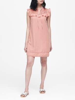 Banana Republic Cotton-TENCELTM Shift Dress