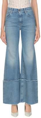 Off-White OFF-WHITETM Denim pants - Item 42676882