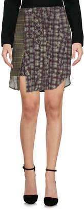 A.F.Vandevorst Knee length skirts