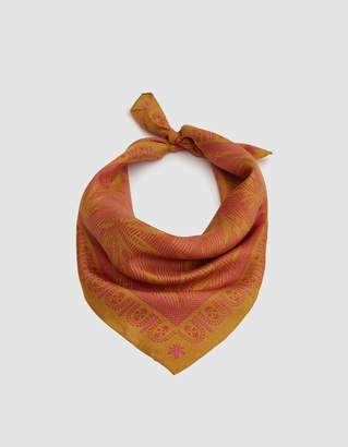 A Peace Treaty Saona Bandana in Mustard