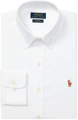 Polo Ralph Lauren Men Classic-Fit Easy-Care Dress Shirt