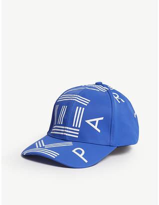 a48c3480 at Selfridges · Kenzo Logo nylon baseball cap