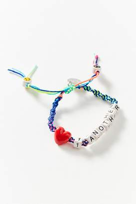 Venessa Arizaga Love One Another Bracelet