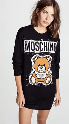 Moschino Bear Tee Dress