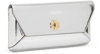 42e6e6b7870 Tory Burch KIRA METALLIC ENVELOPE CLUTCH