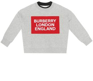 Burberry Cotton-blend sweatshirt