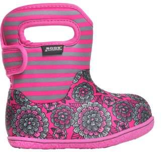 Bogs Baby Pansy Stripe Boot - Toddler Girls'