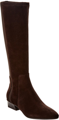 Aquatalia Flores Waterproof Suede Boot