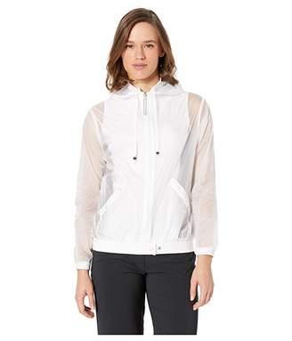 Jamie Sadock Ice Sheer Full Zip Jacket