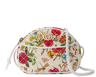 Gucci Flower print mini bag