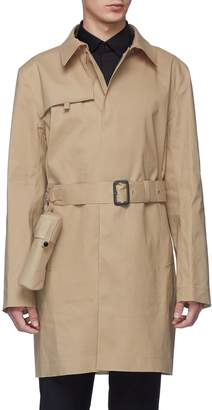 Matthew Miller Belted raincoat
