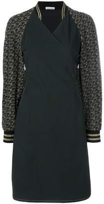 Tomas Maier sporty poplin dress