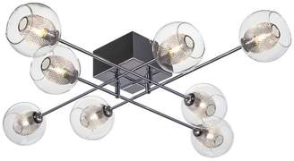 Nuevoliving Estelle 8-Light Ceiling Fixture