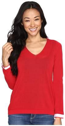 NYDJ Petite Petite Twofer Sweater Women's Clothing