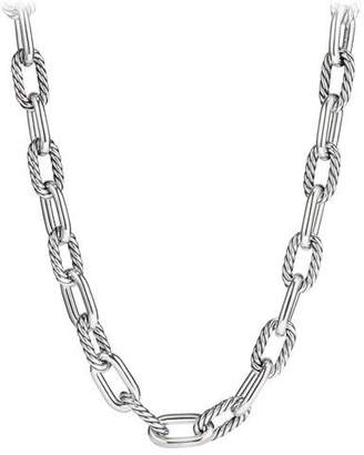 David Yurman Madison Chain 13.5mm Large Link Necklace, 18""