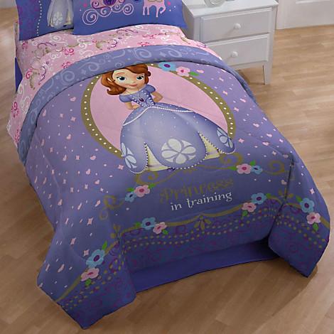 Disney Sofia Comforter