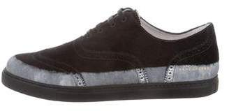 Marc Jacobs Ringer Brogue Sneakers