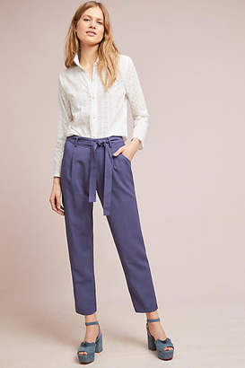 Bishop + Young Marin Tie-Waist Pants