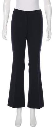 Akris Punto Mid-Rise Wide-Leg Pants