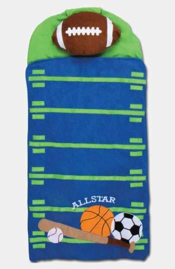 Portable Nap Mat, Pillow & Blanket