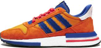 adidas ZX 500 Restomod 'Dragon Ball Z - Goku' - Orange/Collegiateroyal