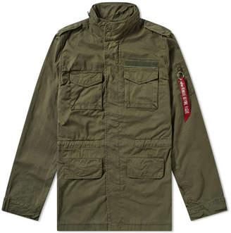 b6364522d0b11 Alpha Industries Huntington M-65 Jacket