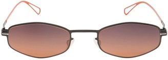 Mykita Lightweight Metal Frame Sunglasses