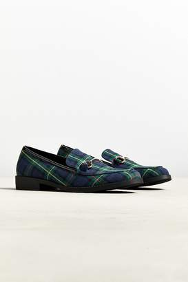 Urban Outfitters Tartan Loafer
