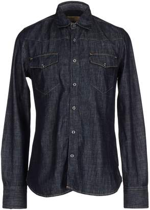 Maison Clochard Denim shirts - Item 42475507OA
