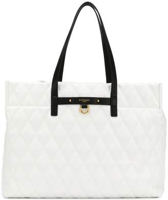 Givenchy quilted tote bag