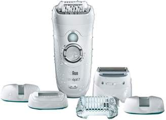 Braun Silk-Epil 7561 Wet and Dry Epilator