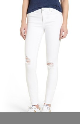 Women's Articles Of Society Sarah Distressed Skinny Jeans $59 thestylecure.com