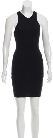 Alexander Wang T by Alexander Wang Sleeveless Mini Dress