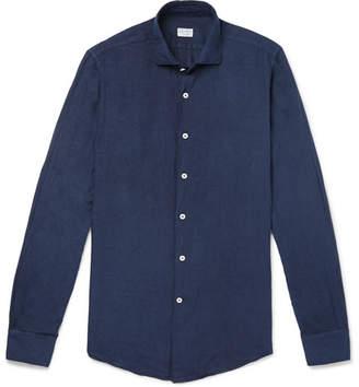 Incotex Slim-Fit Linen Shirt