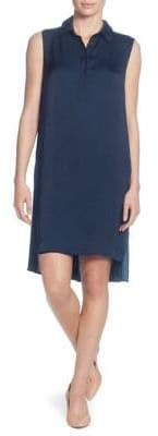 Catherine Malandrino Stella Sleeveless Shirtdress