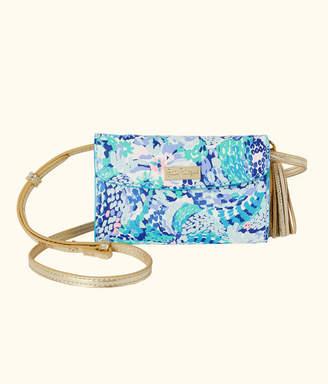 Lilly Pulitzer Mallorca Crossbody Bag