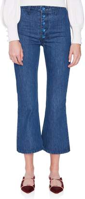 Helena Staud Button Front Jean