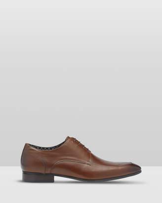 Oxford Jordan Leather Shoe