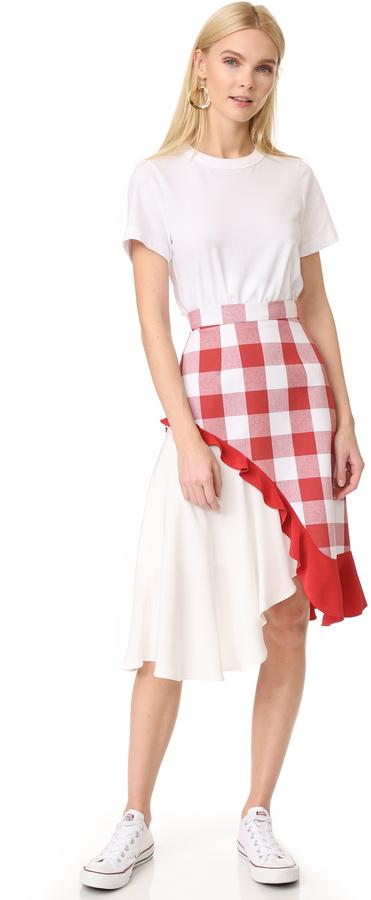 Pamplemousse Phoebe Skirt 5