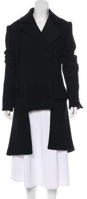 Jean Paul Gaultier Knee-Length Tailored Coat