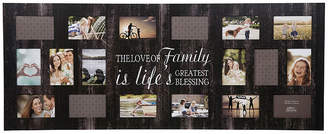 Asstd National Brand 21 Opening Family Collage Frame