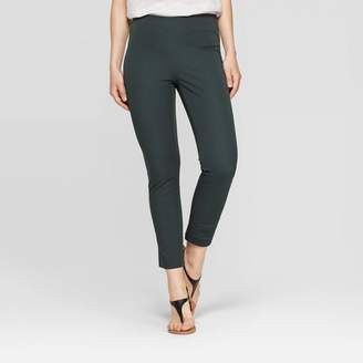 A New Day Women's Regular Fit High-Rise Skinny Ankle Pants