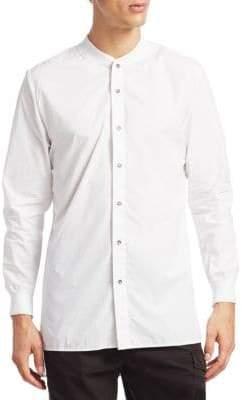 Long-Sleeve Cotton Top