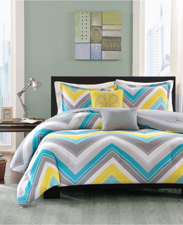 Intelligent Design Elise 5-Pc. Full/Queen Comforter Set Bedding