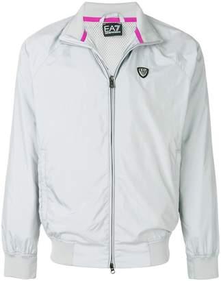 Emporio Armani Ea7 lightweight zipped jacket