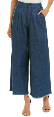 Armani Exchange Wide Leg Pant