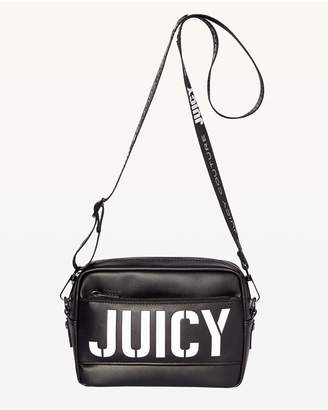 Juicy Couture JXJC Kira Black Crossbody Bag